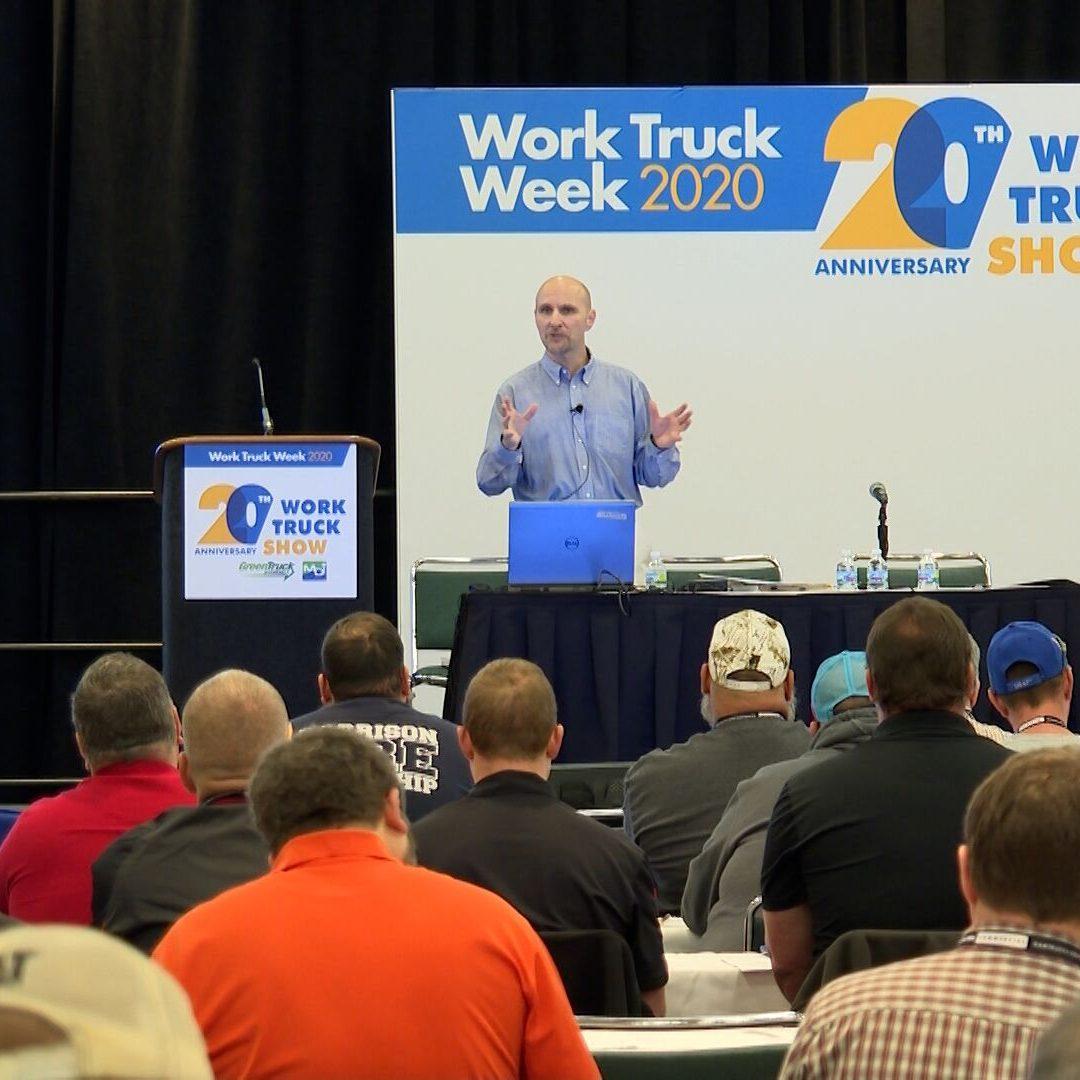 2 work truck week 2020